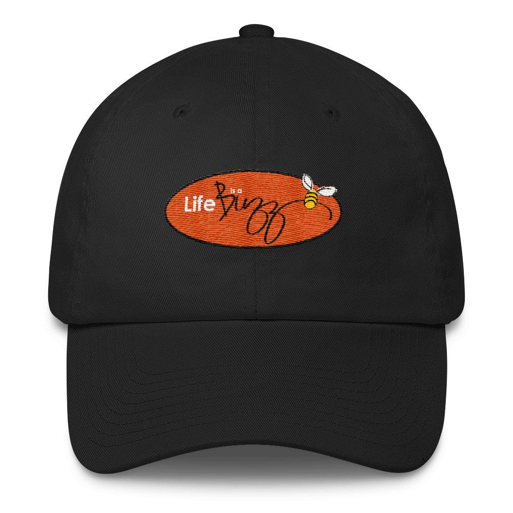"""Life is a Buzz"" - Cotton Cap"