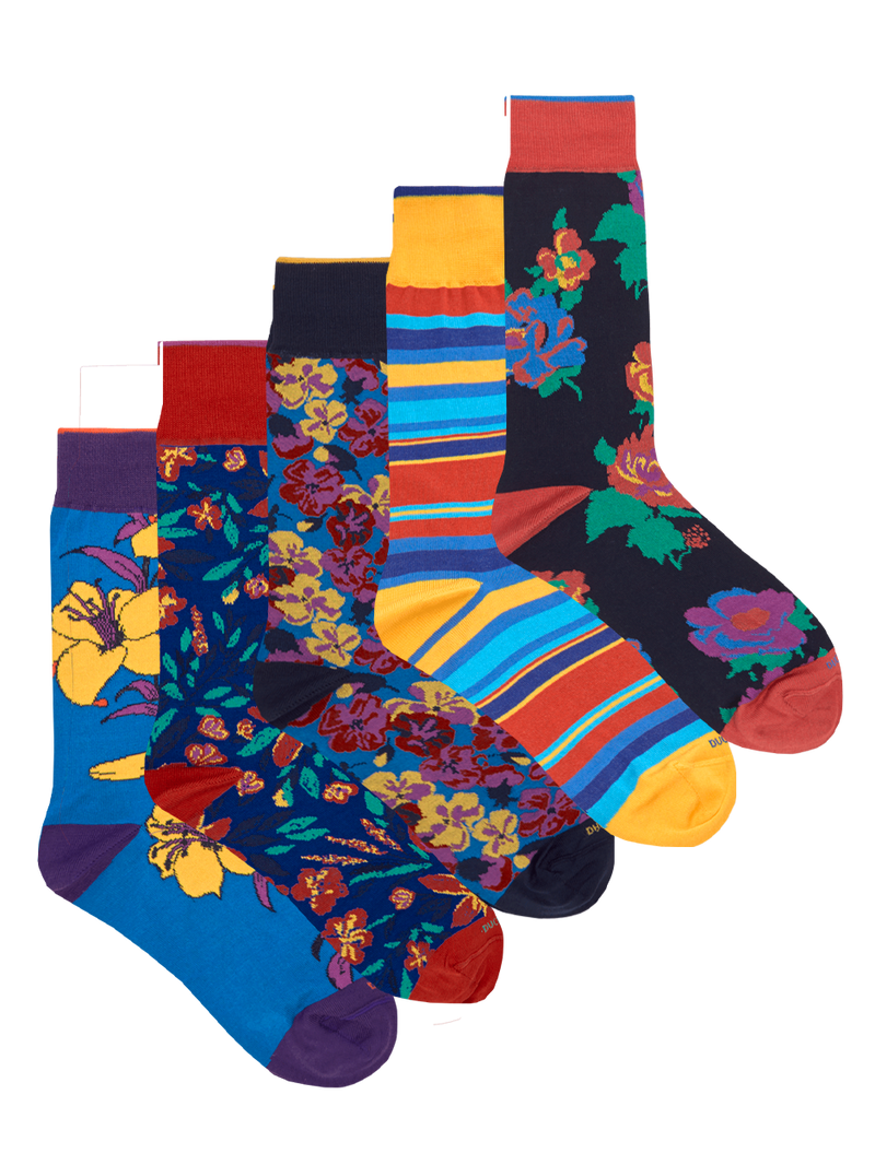 Week Day Sock set