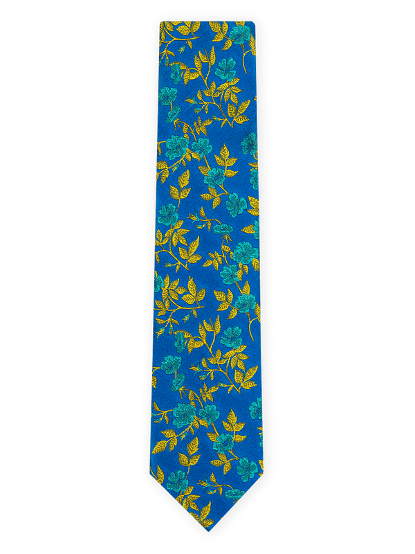 Rose-Garden-Floral-Tie-Turquoise