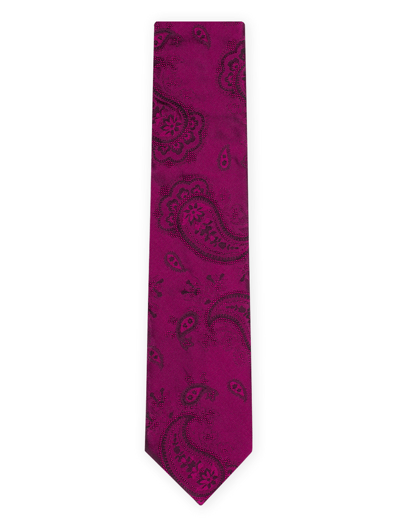 Colourful-Paisley-Tie-Pink
