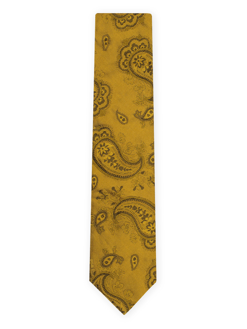 Colourful-Paisley-Tie-Yellow