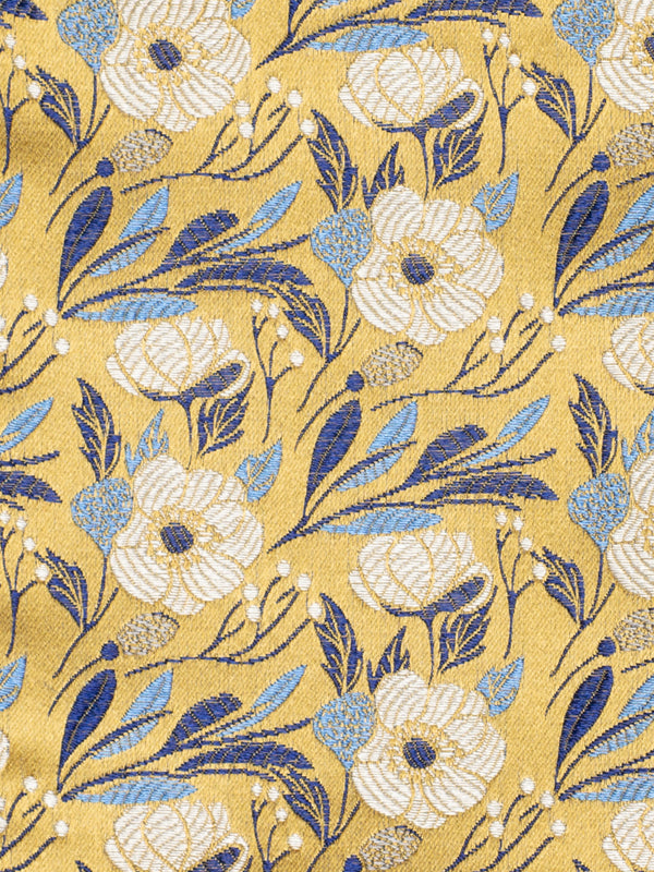 Solst Floral Tie Yellow