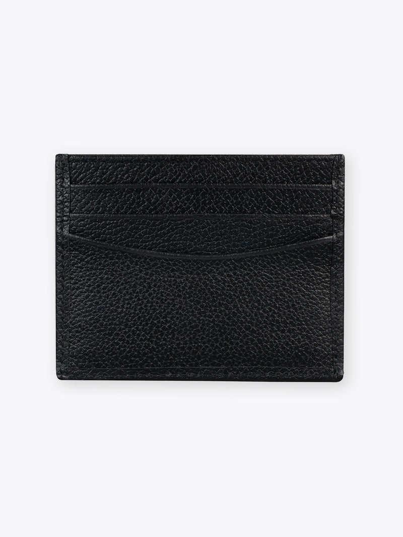 Leather-Card-Holder-Black