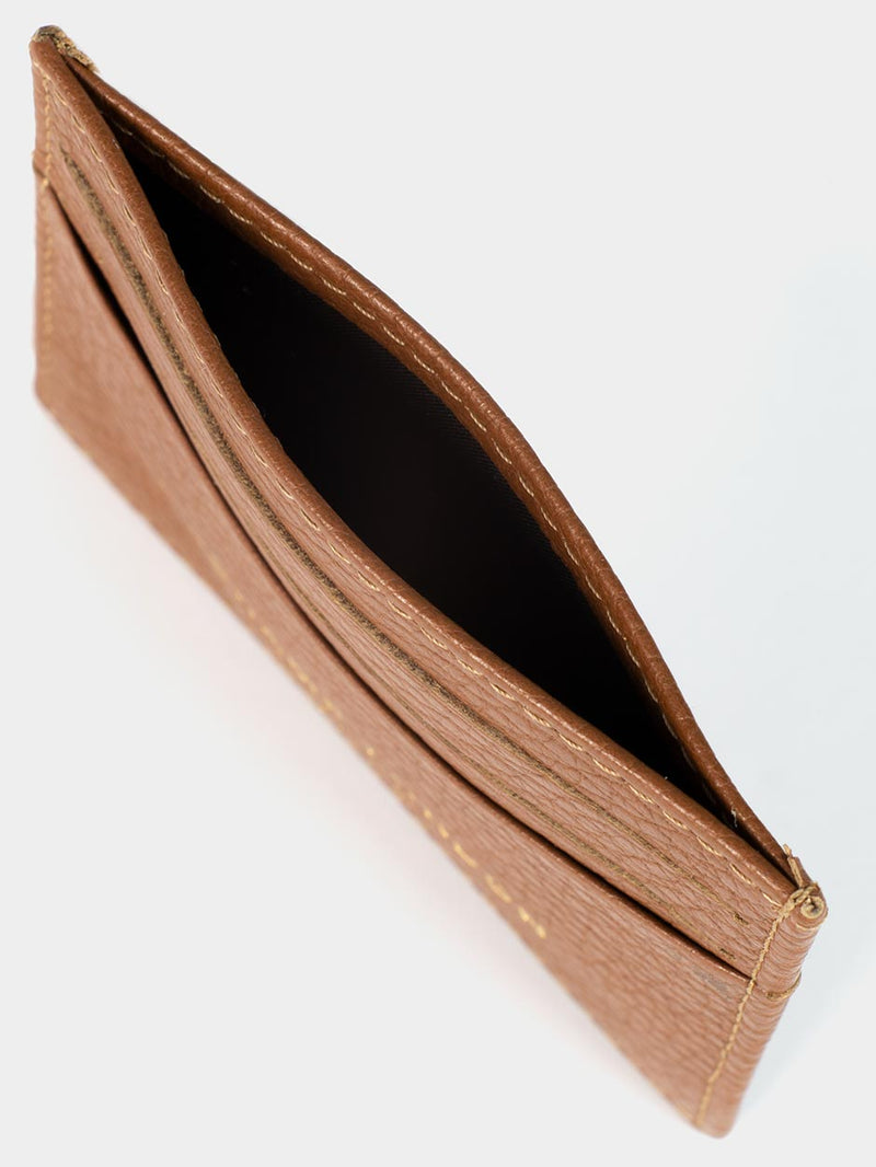 Leather-Card-Holder-Brown