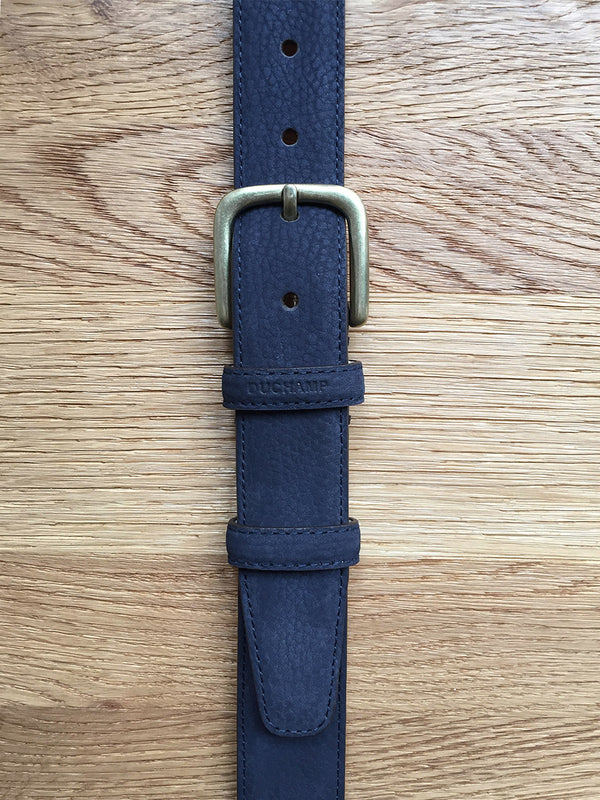 Mens-Suede-Belt