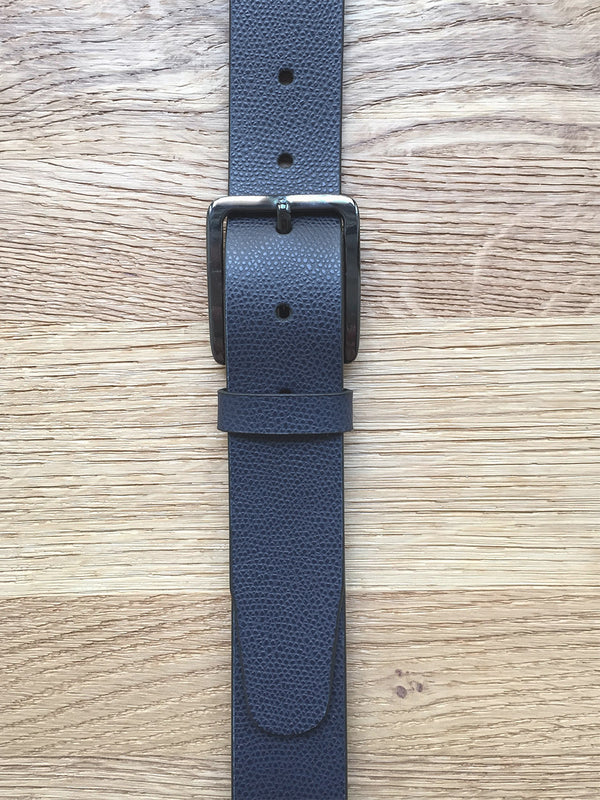Luxury-Mens-Belt-Blue