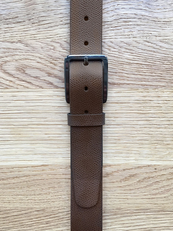 Luxury-Mens-Belt-Brown