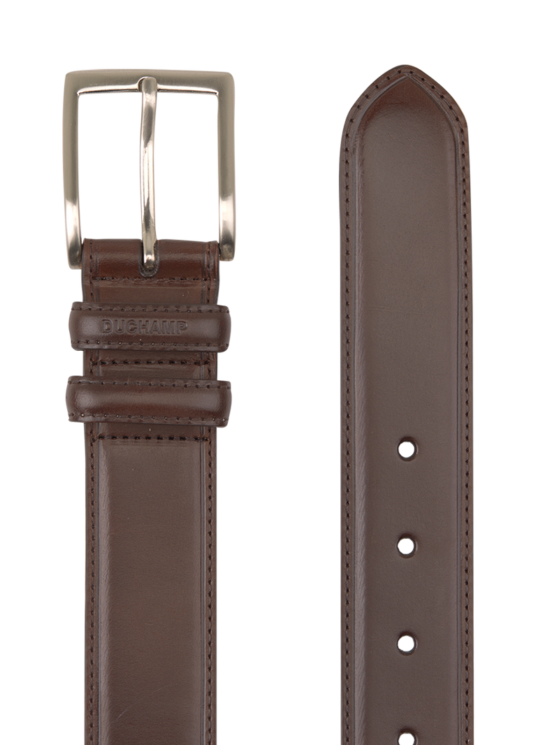 Classic Formal Belt Brown