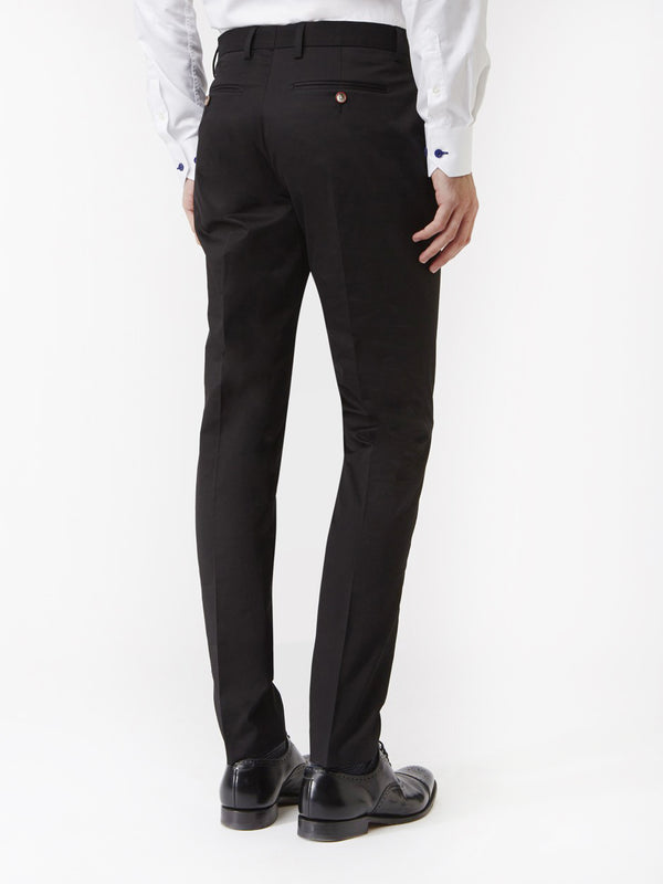 Mens-Black-Trousers