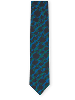 Painted-Dot-Tie-Blue