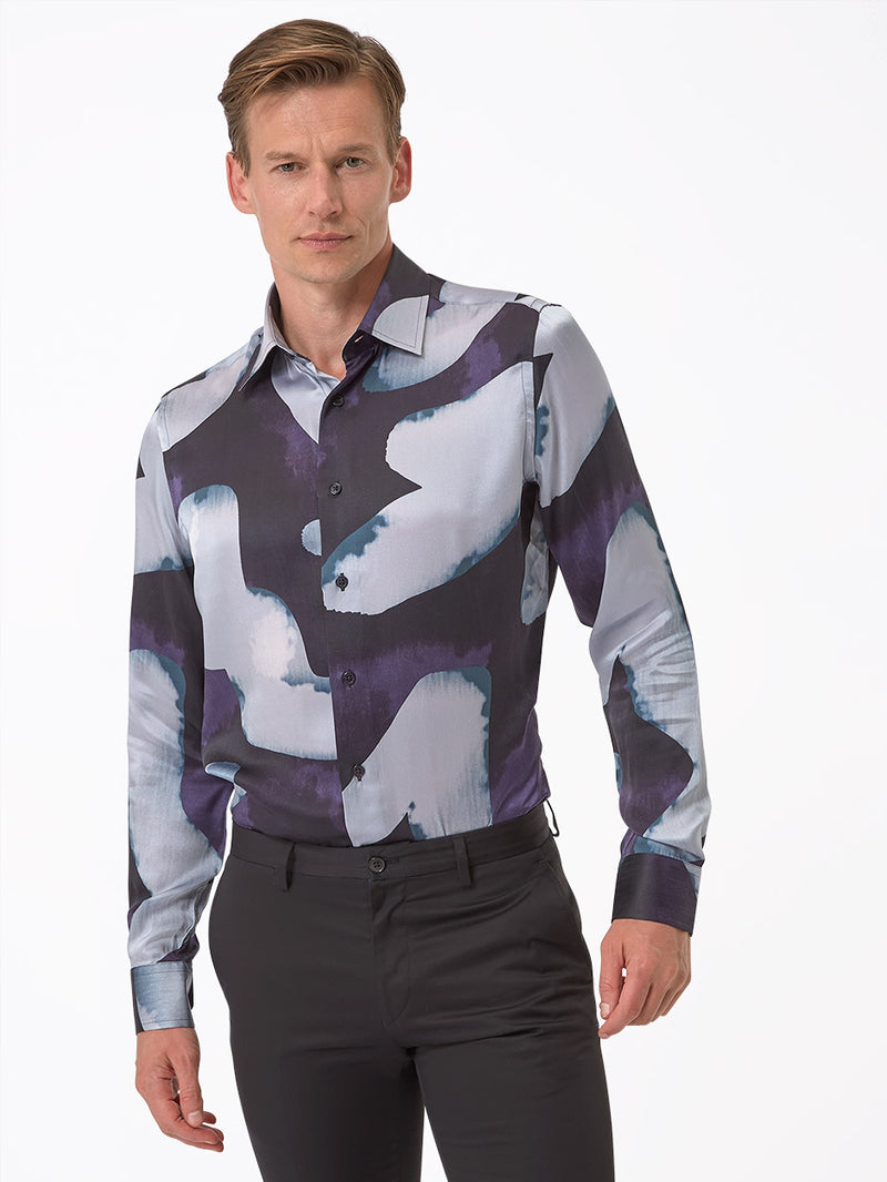 Silk-Shirt-Blue
