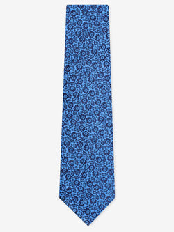 Pansy-Two-Colour-Tie-Blue