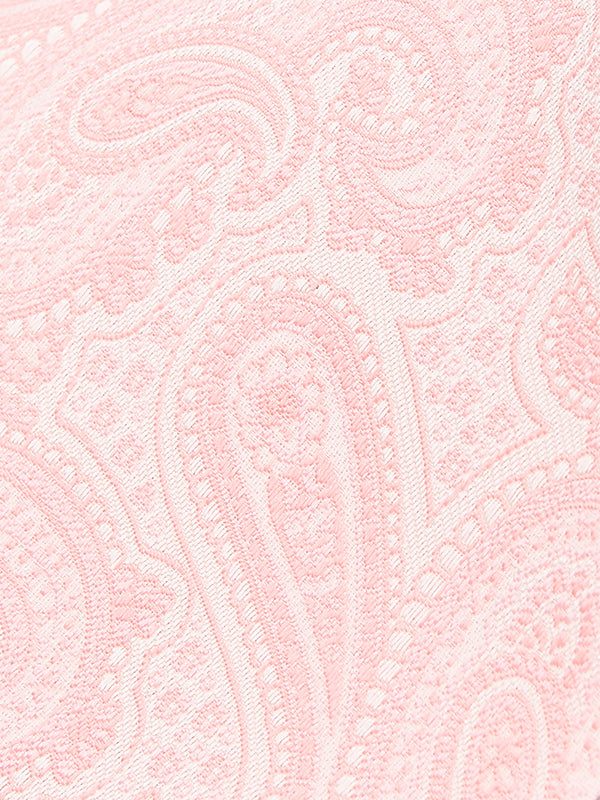 Archi Paisley Tie Pink.