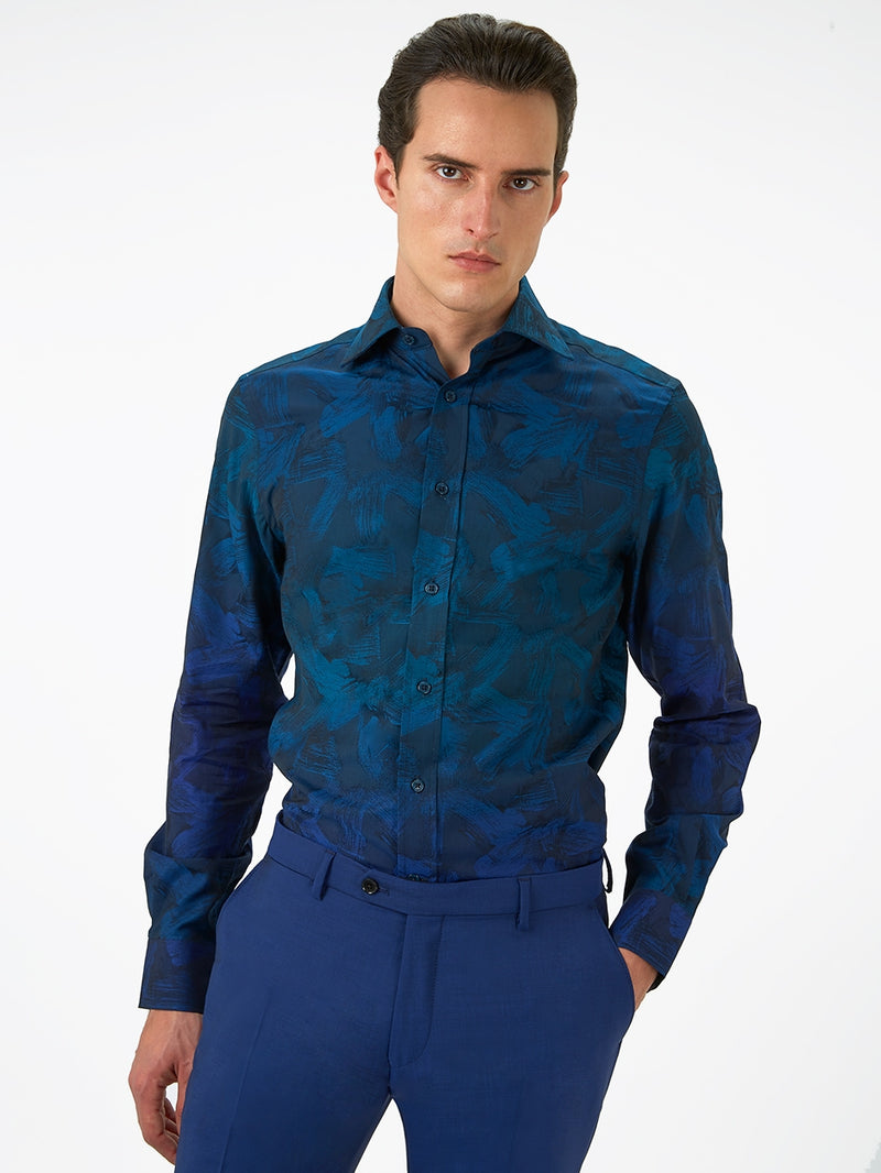 Mens-Shirt-Navy