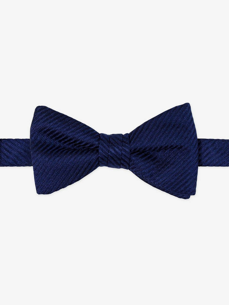 Plain-Twill-Bow-Tie-Navy