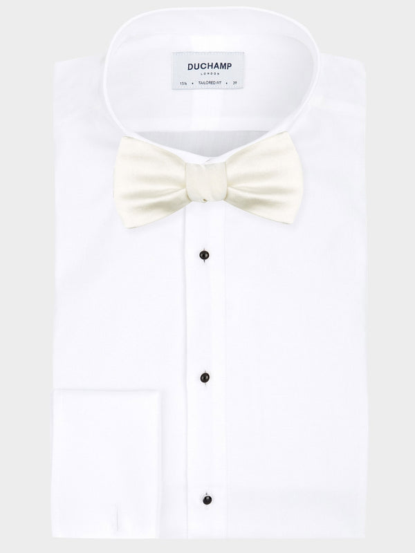 Mens-Bow-Tie-White