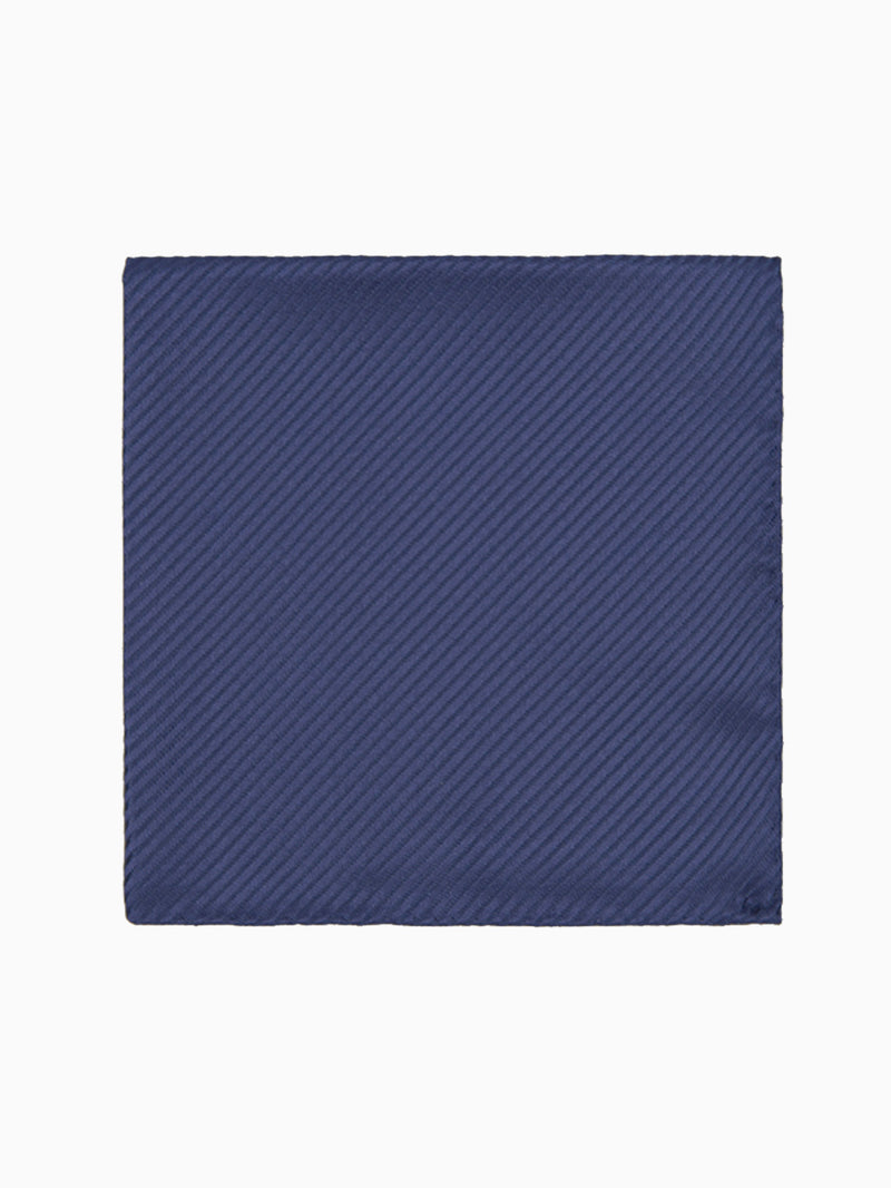 Plain-Twill-Pocket-Square-Navy