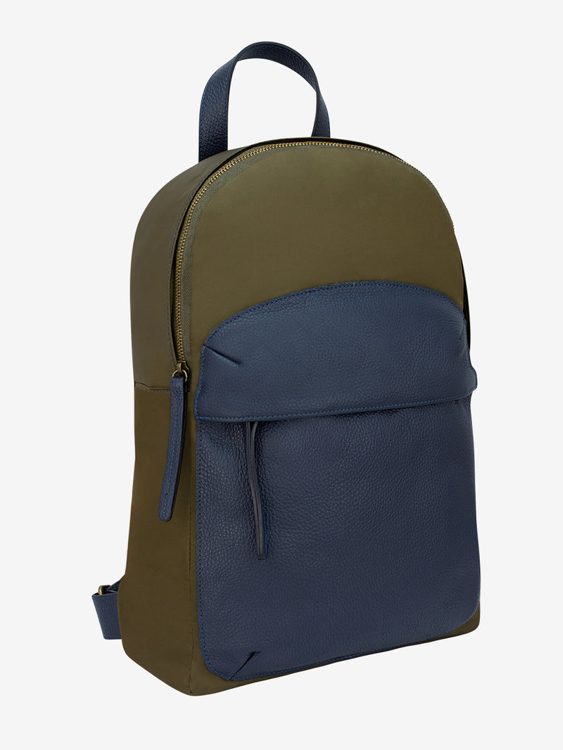 Mens-Backpack-Green