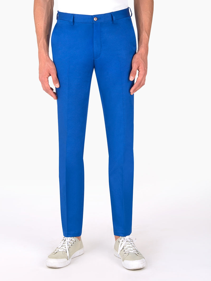 Plain-Twill-Trousers-Blue