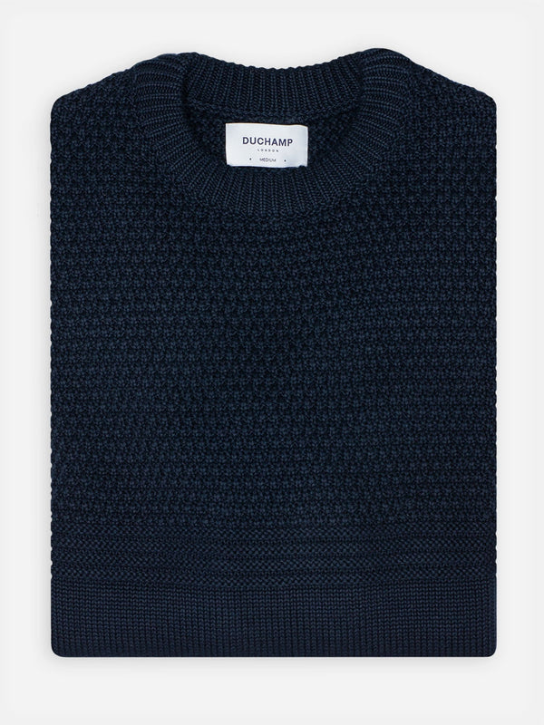 Mens-Jumper-Navy