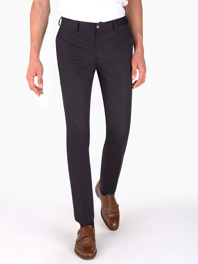 Plain-Twill-Trousers-Navy