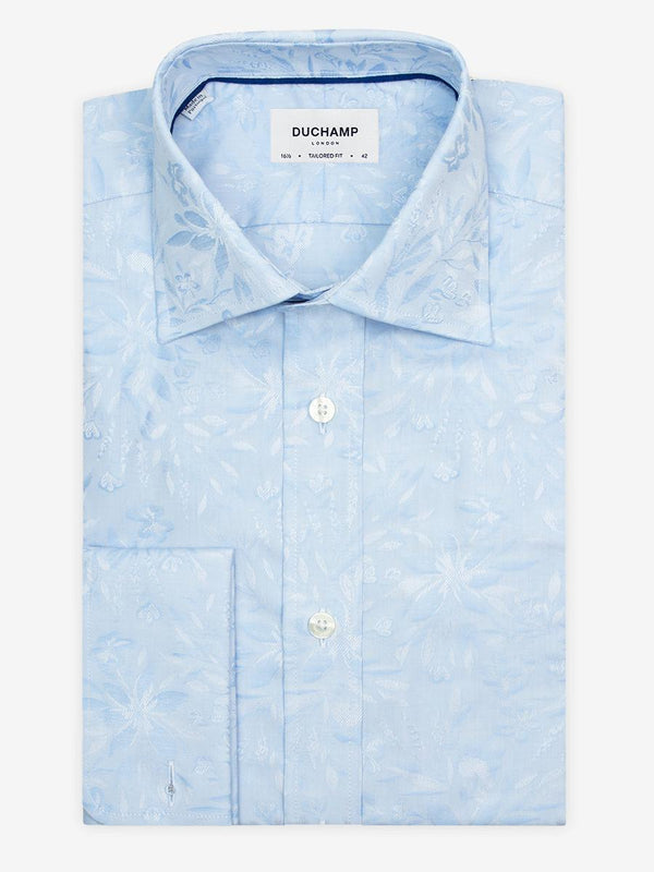 Mens-Jacquard-Shirt