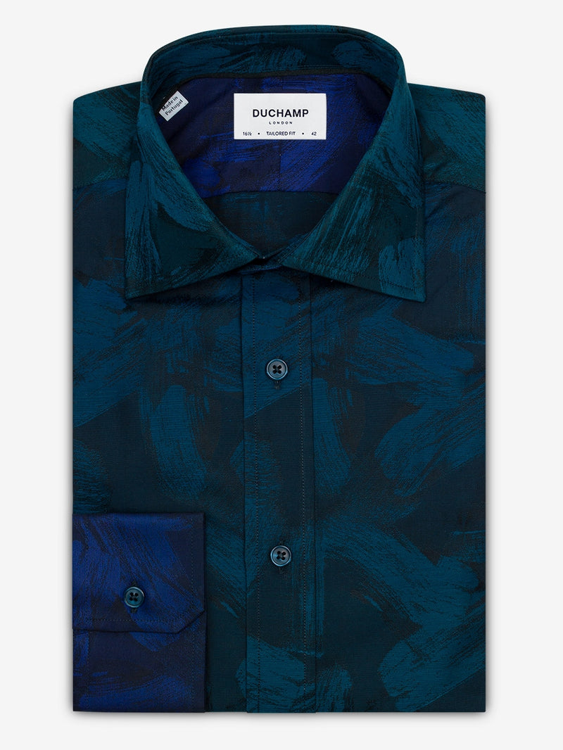 Luxury-Shirt-Navy