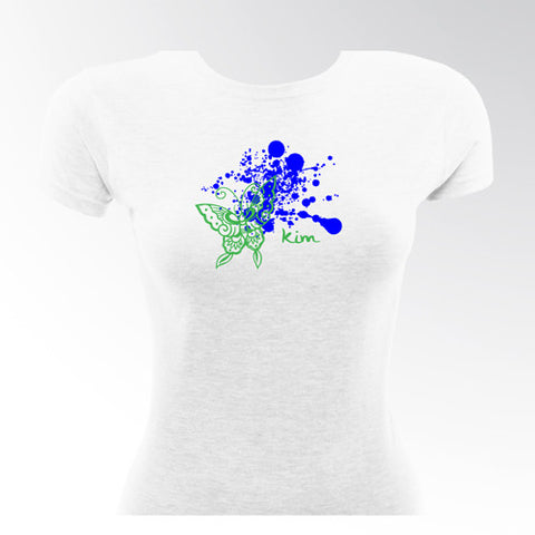 Butterflyink Flirty Gal TShirt