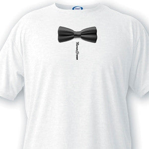 Bow Tie - Groom T-shirt