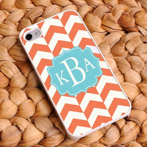 Personalized Chevron iphone covers - Pretty Popsicles 4
