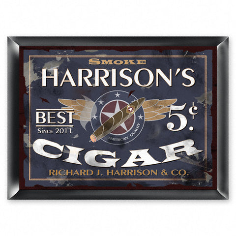 Personalized Traditional Pub Sign - Patriot