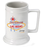 Vegas Beer Stein - Best Man