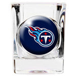 Personalized NFL Shot Glass - Titans