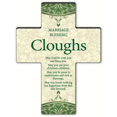 Classic Irish Cross - Blessing 3