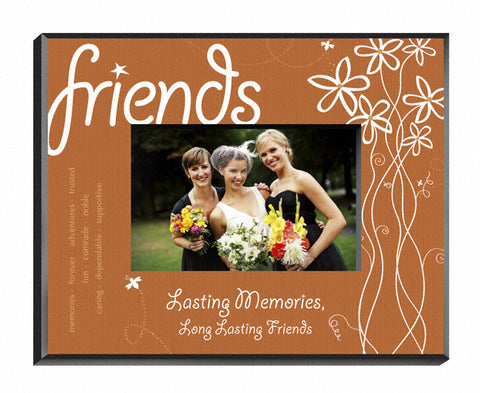 Breath of Spring Frame - Friends