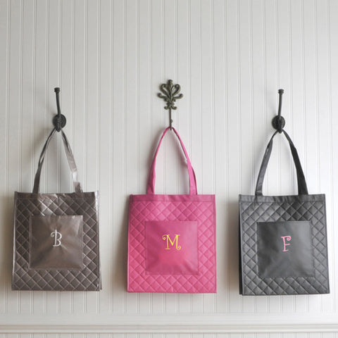 Eco-Chic Village Shopping Tote