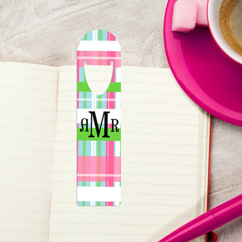 Personalized Bookmark - Design 12