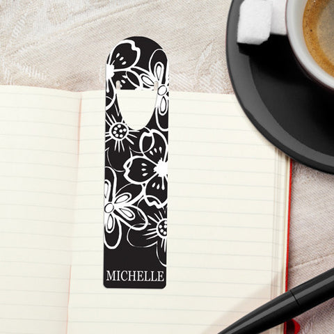 Personalized Bookmark - Design 3
