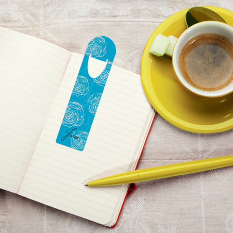 Personalized Bookmark - Design 5