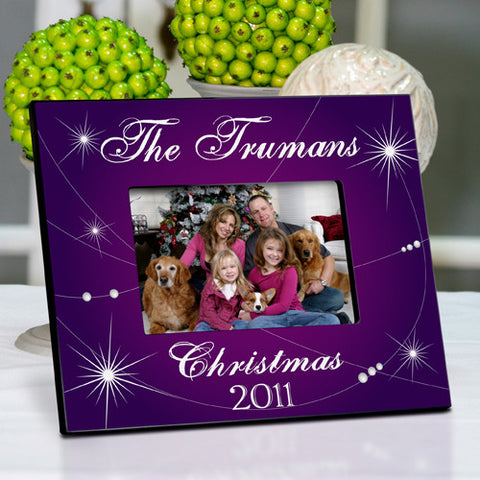 Christmas Picture Frame - Star