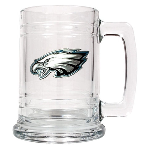 Personalized NFL Emblem Mug - Philadelphia Eagles