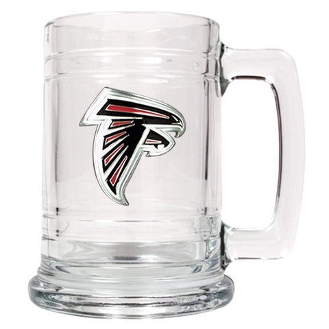 Personalized NFL Emblem Mug - Atlanta Falcons
