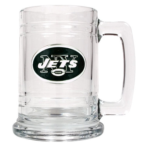 Personalized NFL Emblem Mug - New York Jets