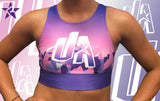 NEW UA Rebel Sports Bra