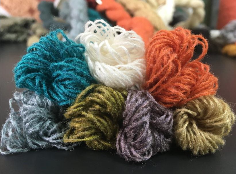 HISTORY OF YARN DYEING
