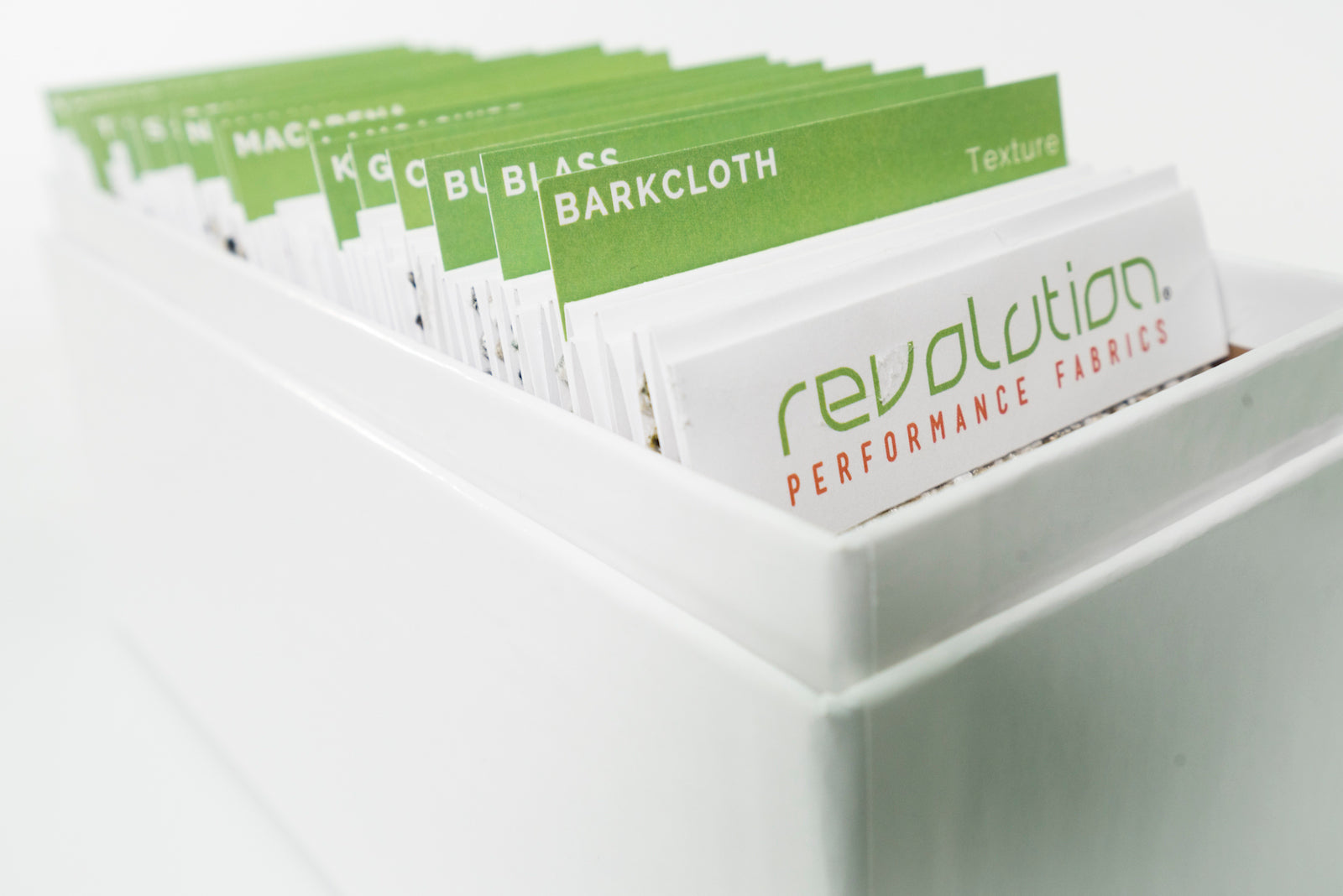 revolution swatch box