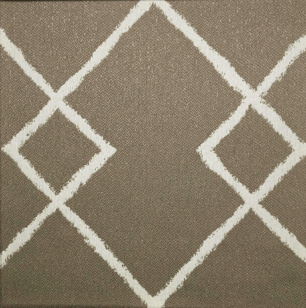 Chainstitch - Jacquard Upholstery Fabric - chainstitch-sand / Yard - Revolution Upholstery Fabric