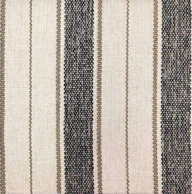 Colefax - Striped Performance Fabric - Yard / colefax-sesame - Revolution Upholstery Fabric