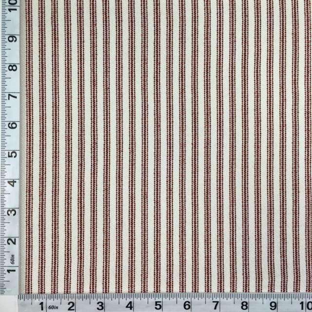Foreshore - Washable Striped Performance Fabric