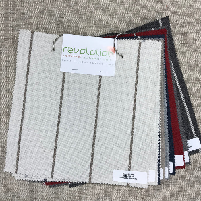Pencil Memo Set - Pencil Memo Set - Revolution Upholstery Fabric